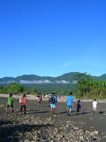Getting an Education in the Peruvian Jungle: The Chaskawasi