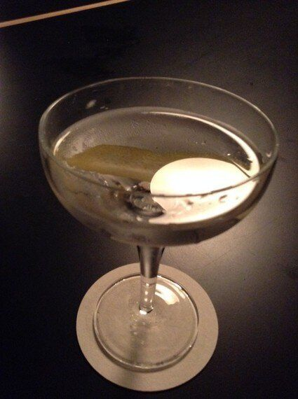 Life in the Arts Lane - Week 63 - A Martini and