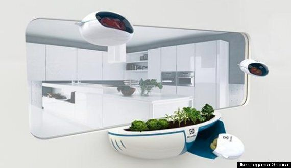 This Patch Makes Salad Taste Like Steak: Students' Electrolux Design Lab Entries Will Blow Your