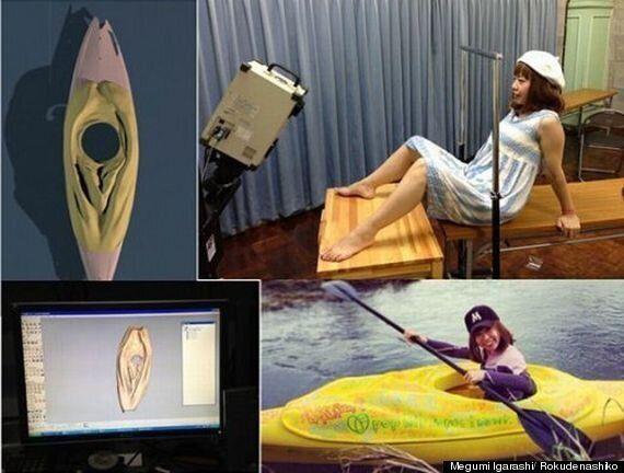 Vagina Artist Rokudenashiko Arrested In Japan For Distributing 3D Scans Of Genitals