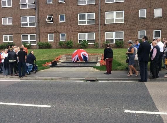The Villagers of Leavesden unveil a new WW1