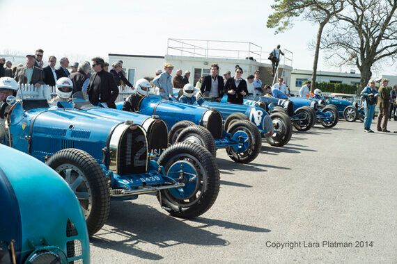 Goodwood 72 Members Meeting and Festival of