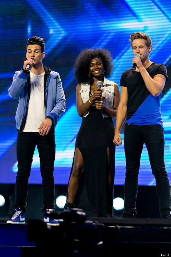 'X Factor' Hopeful SeeSee Refuses To Ditch Group Dynamix And Go Solo