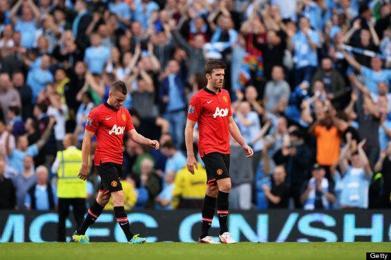 Manchester United's Derby Defeat Stems From Shambolic