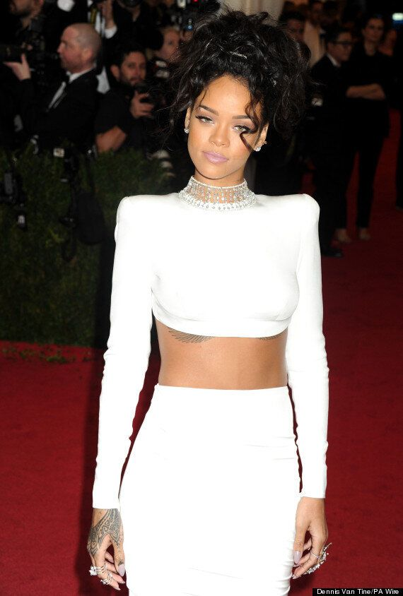 Rihanna's '#FreePalestine' Tweet Deleted Minutes After Being Posted Online, Source Claims Singer 'Never...