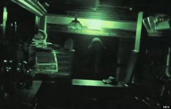 'Ghost' Caught On CCTV In 760-Year-Old Bolton Pub Ye Olde Man & Scythe
