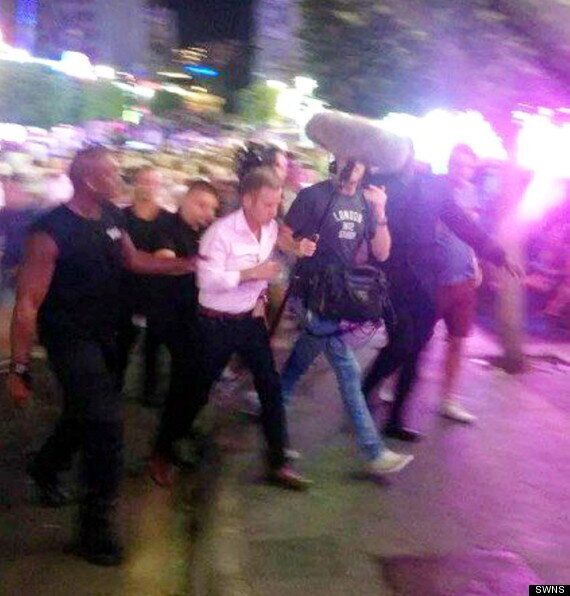 Jeremy Kyle 'Pepper-Spray' Bouncer Speaks Out: 'He Was Making Magaluf Look