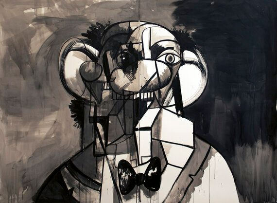 George Condo On His New London
