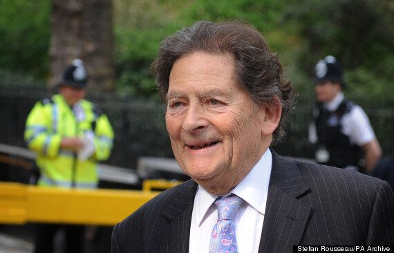 Nigel Lawson's Climate Charity Forced To Split For 'Lacking