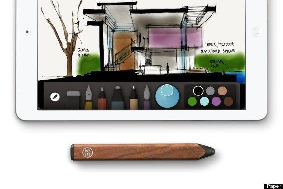 'Pencil' iPad Stylus By FiftyThree Review: The Best We've Ever