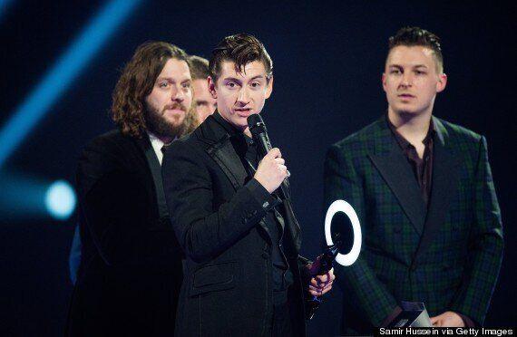 BRITS 2014: Complete Winners List - Alex Turner's Arctic Monkeys Win Best Album And Best