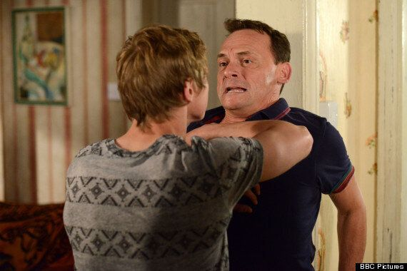 'EastEnders' Spoiler: Did Billy Mitchell Kill Lucy Beale? Peter Seems To Think So...