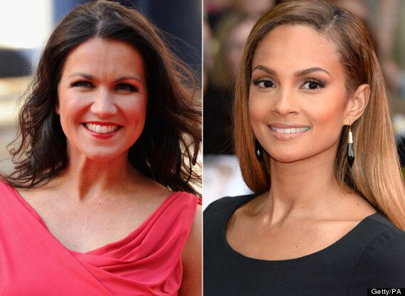 Susanna Reid And Alesha Dixon Blasted By Len Goodman? 'Strictly' Judge Appears To Take Aim At Former