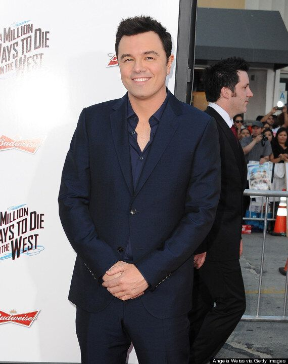 Seth MacFarlane Sued Over 'Ted' For Copyright Infringement, 'Family Guy' Creator Allegedly Copied 'Charlie...