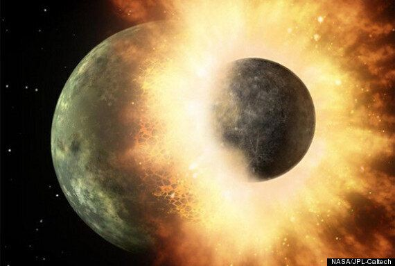 Moon Could Be 100 Million Years Younger Than Previously Thought Suggests New
