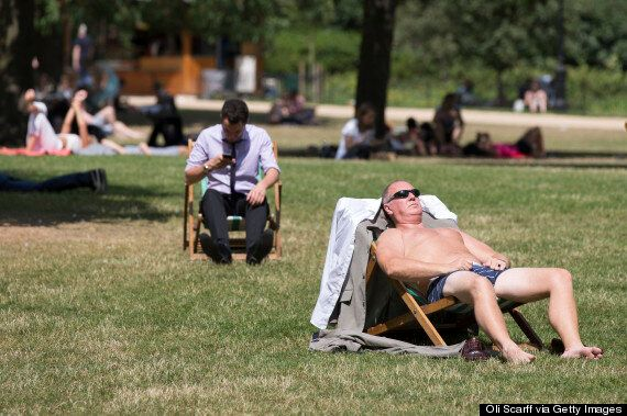 #heatwave Brings Most Joyless Advice Ever From