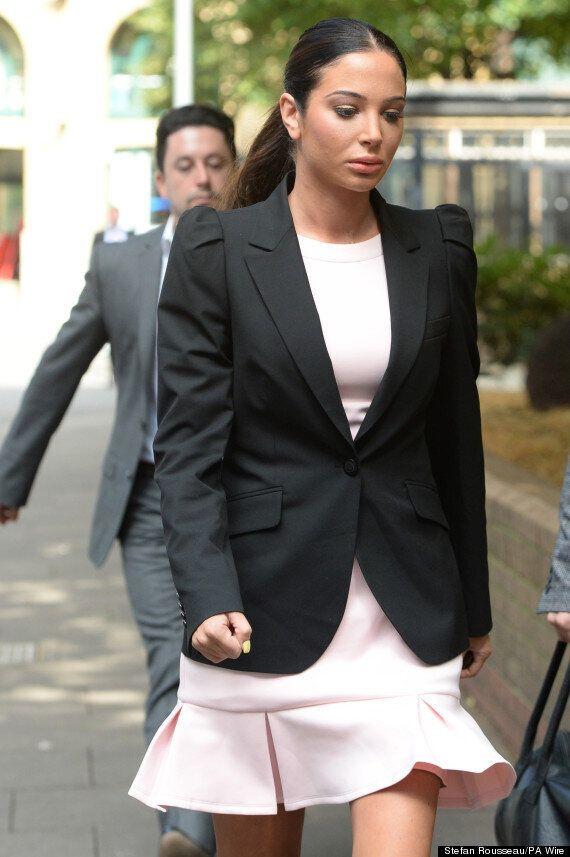 Tulisa Contostavlos Drugs Trial: Mazher Mahmood Denies 'Spiking' Former 'X Factor' Judge's Drink To 'Manipulate'