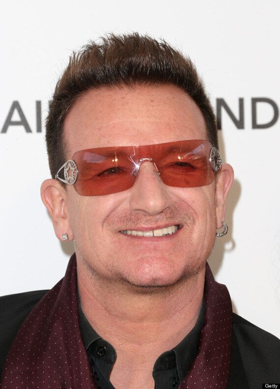 'Make Bono History' Screamed Anarchists At G8 As They Charged At U2