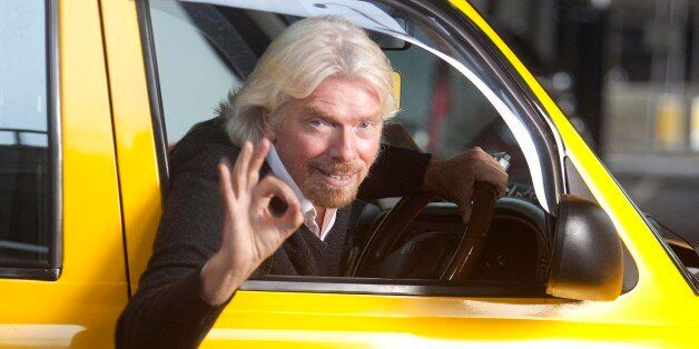 Richard Branson Backed Hailo, Now Global Taxi App In 13