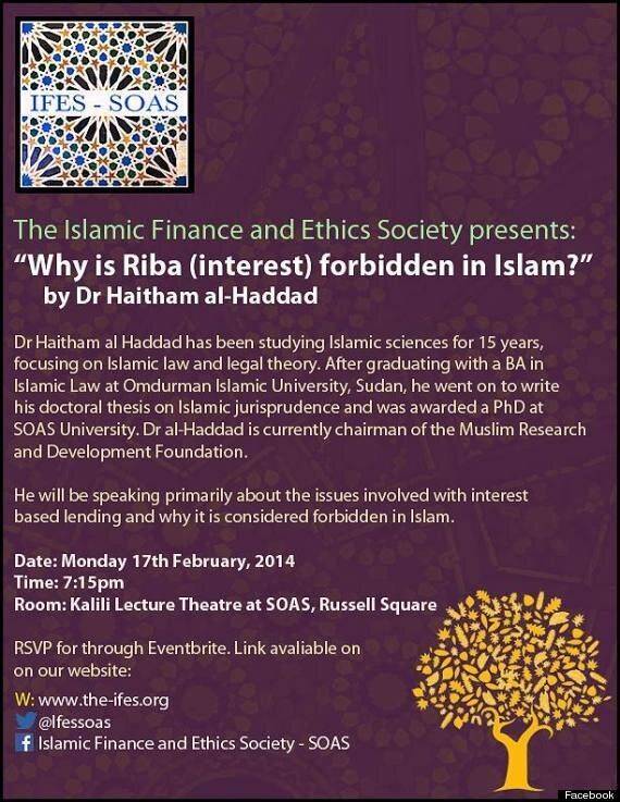 Preacher Haitham Al-Haddad, Who Supports FGM, Speaks At SOAS