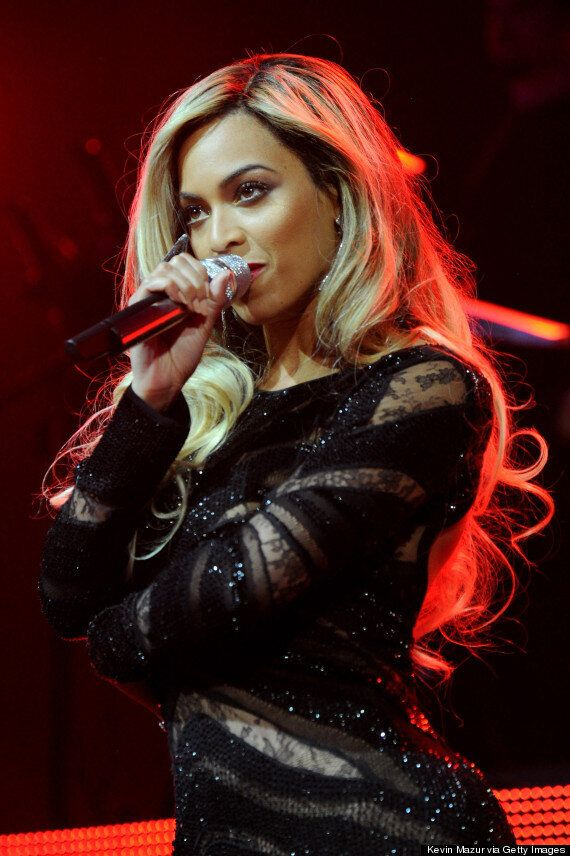 Beyonce Confirmed For BRIT Awards 2014 Performance By James