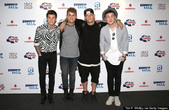 Rixton Prepare To Claim Number One Spot With 'Me And My Broken Heart' Ahead Of Nicole
