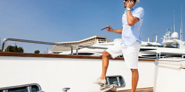 UK Superyacht Sales Soar To Highest Level Since
