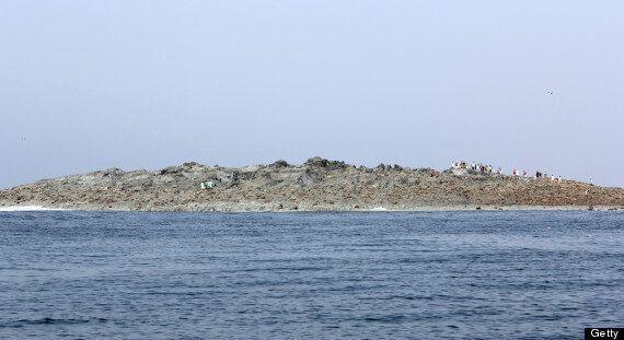 Pakistan Earthquake Creates New Island Off Coast