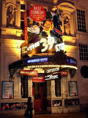 Who to Blame for the High Cost of Theatre Tickets? The Usual