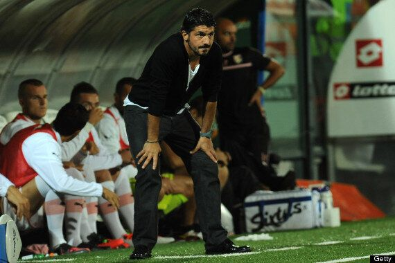 Rino Gattuso Sacked By Palermo