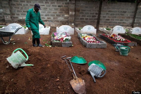 Nairobi Mall Massacre: Kenyans Mourn The Dead After Shopping Centre