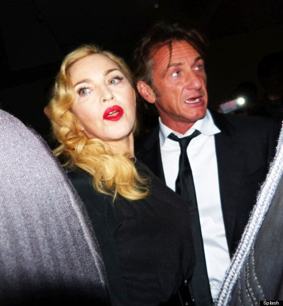 Madonna And Ex-Husband Sean Penn Reunited At Her 'Secretprojectrevolution' Film Screening