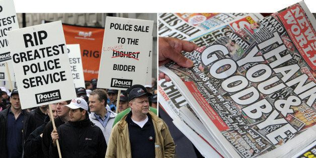 Phone-Hacking Investigation Costs Metropolitan Police More Than