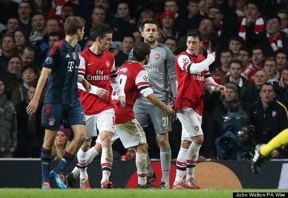 Mesut Özil Must Be Dropped By
