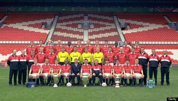 Manchester United's First Squad Photos Through The Years