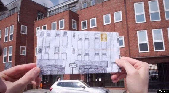 Delightful Thing Of The Day: The Graphic Designer Who Writes Cryptic Notes For His Postmen To