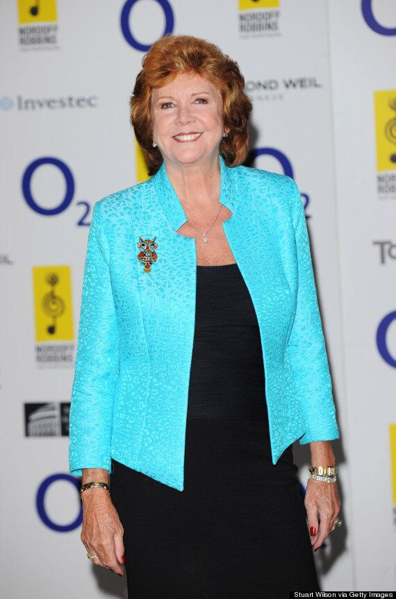 Cilla Black 'Frightened' To Stay At Her Villa In The Costa Del Sol Alone After Fire Causes Damage To