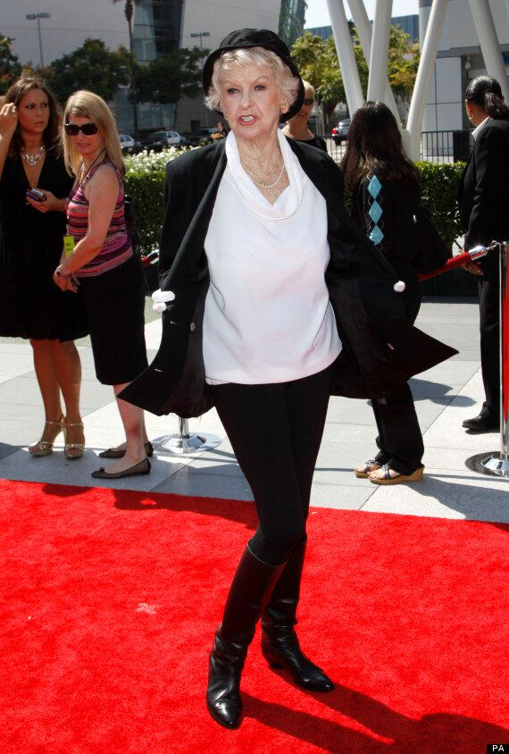 Elaine Stritch Dead: Broadway Legend Turned 'Thirty Rock' Favourite Dies Aged