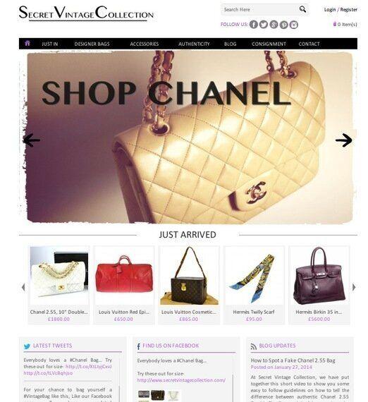 Top Five Designer Vintage Shops Huffpost Uk Life