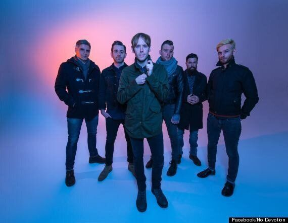No Devotion Vow Never To Play Lostprophets Songs Written By Ian