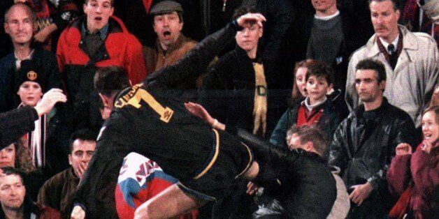 Crystal Palace Fans Blast Manchester United Supporters' Planned Eric Cantona
