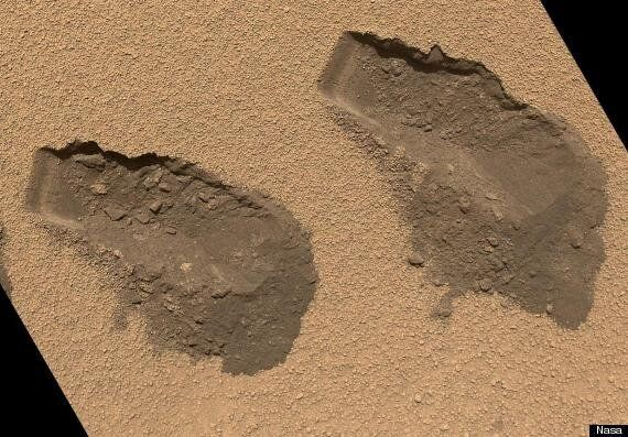 Mars Rover Curiosity Finds Surprising Amount Of Water On