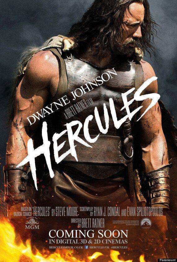 FREE CINEMA TICKETS: See Dwayne Johnson In 'Hercules' At A Cinema Near