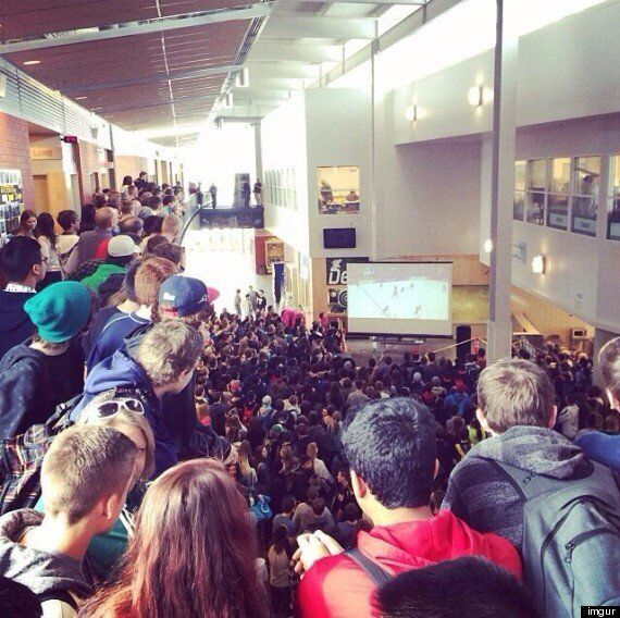 In Canada, Sochi Ice Hockey Is More Important Than