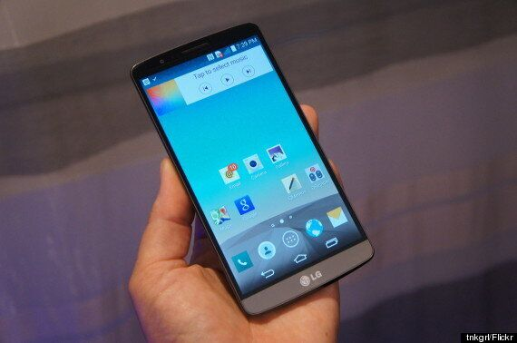 LG G3 Review: This Phone Shoots