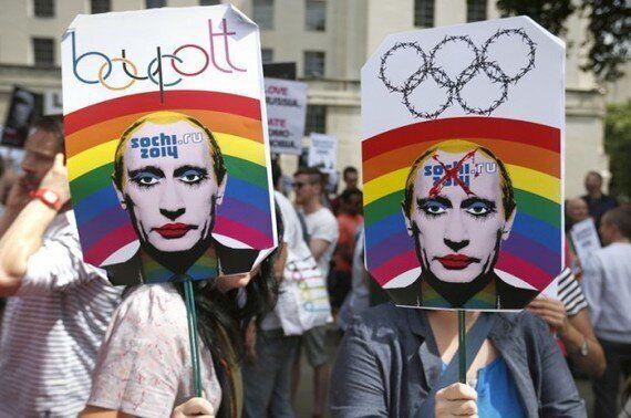 The Sochi Winter Olympics: A $50bn Piece of Gay
