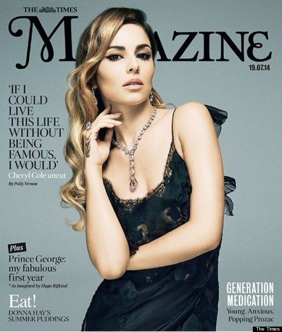 Cheryl Cole Says Getting Pregnant Is 'Not In Her Plans', Admits She 'Only Possibly' Wants To Have A