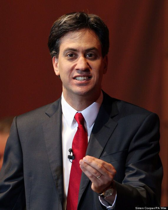 Ed Miliband Calls Railway Privitisation 'Dogmatic' And Says Labour Would Put Railways Back In Public