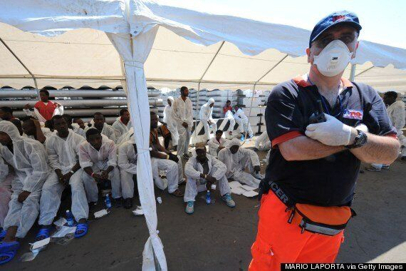 19 Migrants Suffocate In Crowded Boat Travelling From North Africa To