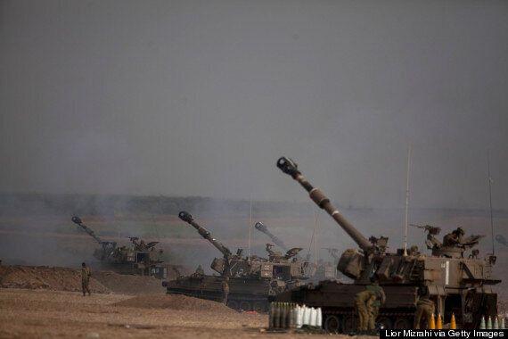 Gaza: Israeli Offensive Expanded As Reports Of 60 Killed In Shejaiya